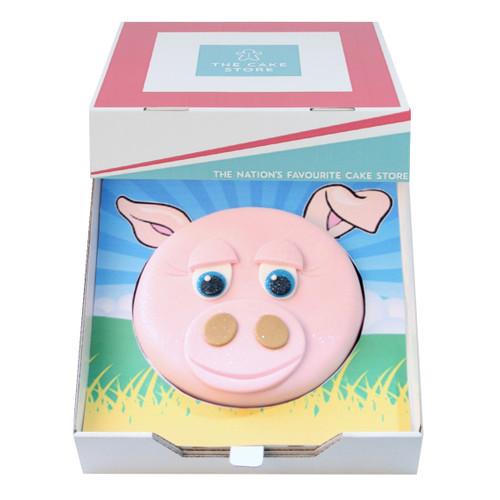 Little Piggy Gift Cake