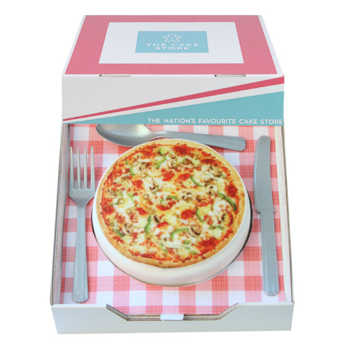 Pizza Gift Cake