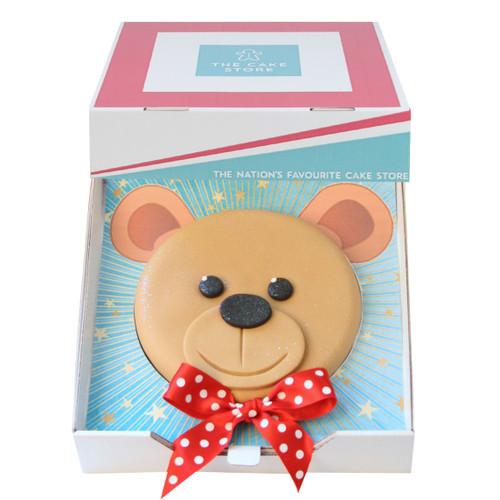 Teddy Gift Cake