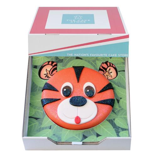 Tiger Gift Cake