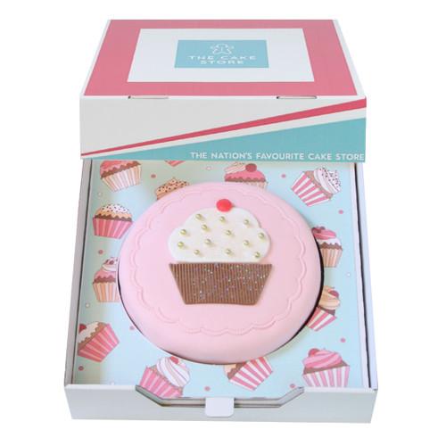 Cupcake Gift Cake