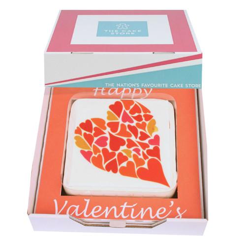 Valentine's Day Gift Cake