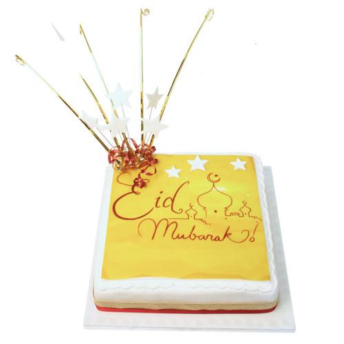 Eid Mubarak Cakes