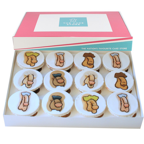Willy Cupcakes