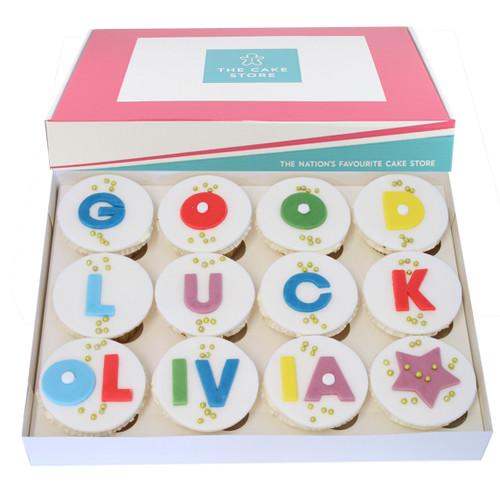 Good Luck Cupcakes