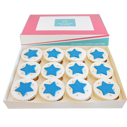 You Are a Star Cupcakes