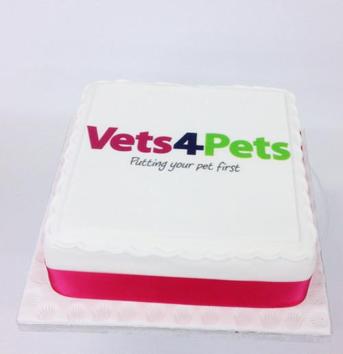 Vets4Pets Cake