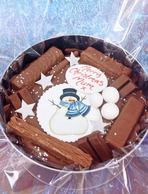 Snowballs Comfort Cake