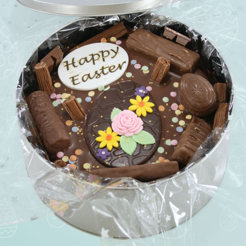 Easter Cake In-a-Tin