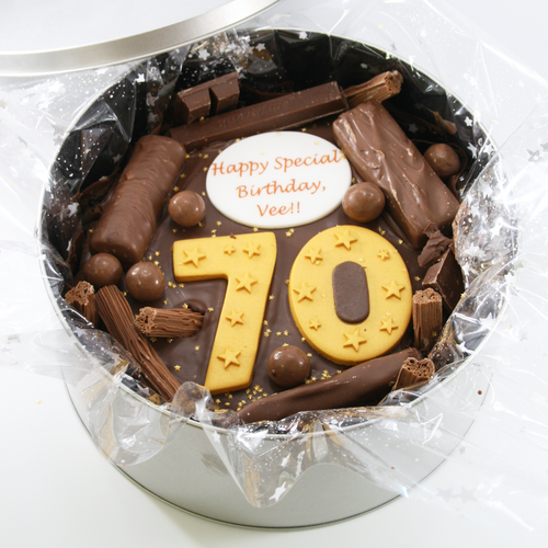 Special Age Comfort Cake