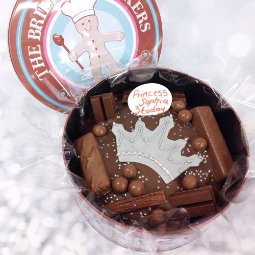 Special Princess Comfort Cakes