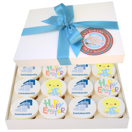 Containerlift Easter Cupcake Box