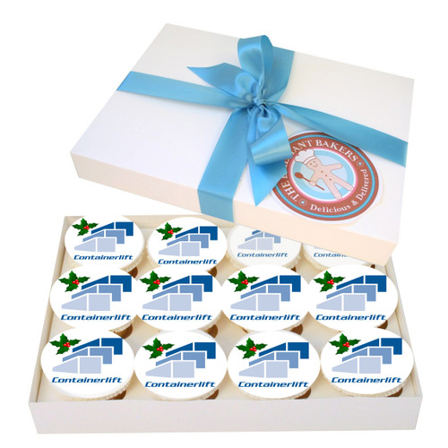 Containerlift Christmas Cupcake Box