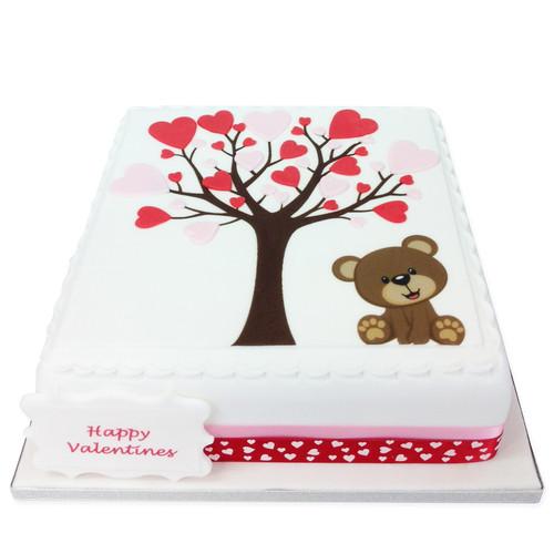Lovers Tree Cake