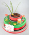 Barbeque Party Cake
