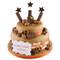 Fudge-tastic Cake