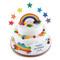 Rainbow-tastic Cake