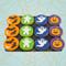 12 Halloween Cookies