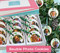 Christmas Bauble Photo Cookies