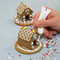 Set of 9 Gingerbread House Craft Kits