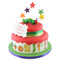 Very Hungry Caterpillar Two~Tier Cake