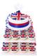 Union Jack Cake Tower
