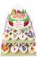 Pooh Cake Tower