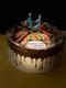 Rainbow Confetti Cake In-a-Tin