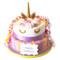 Unicorn Luxury Cake