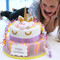 Unicorn  Two~Tier Cake
