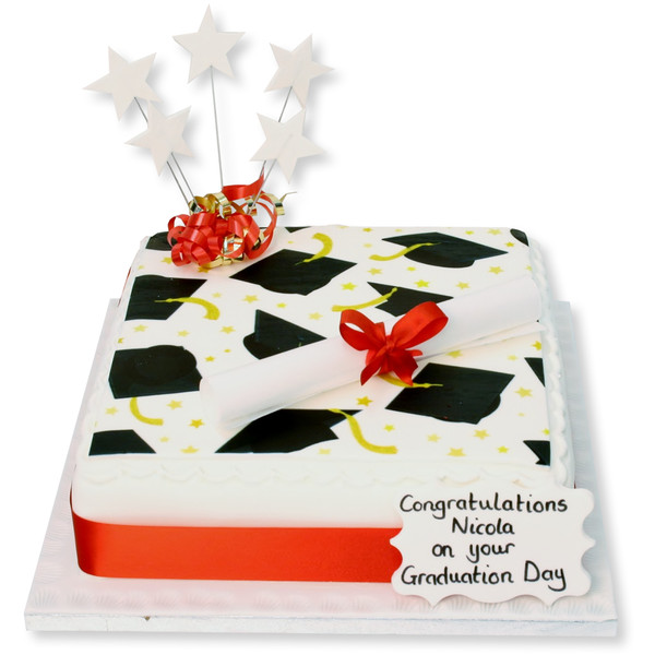 Teen Graduation Cakes