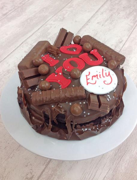 Love You Comfort Cake