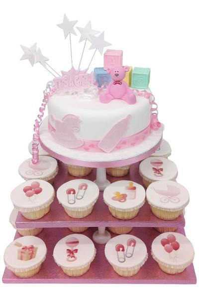 New Baby Cake Tower
