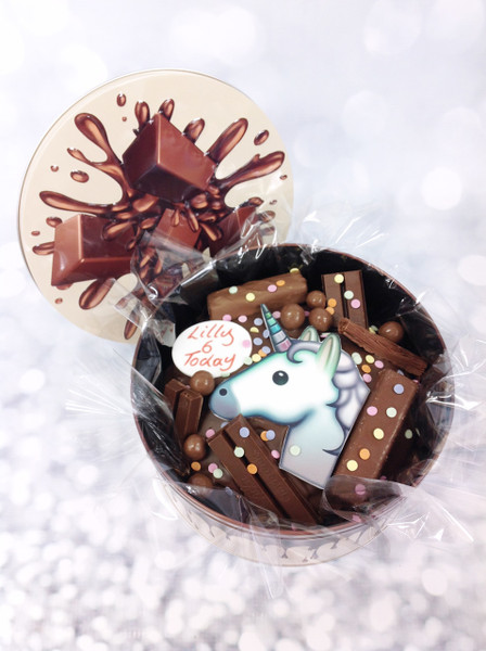 Unicorn Comfort Cake
