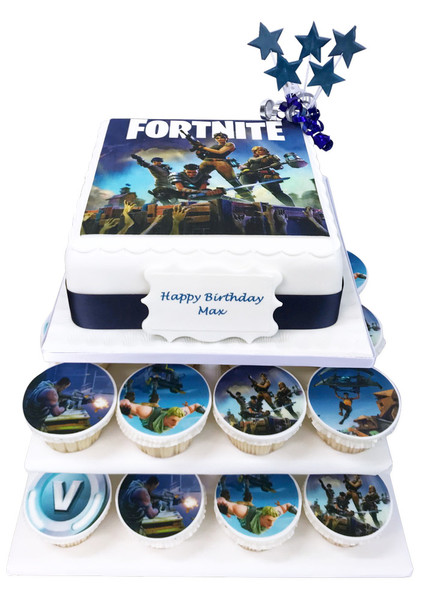 Fortnite Cake Tower