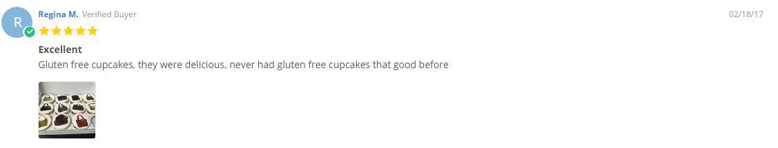 Gluten Free Birthday Cake Review