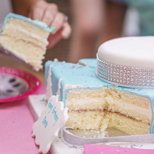 Gluten Free Cake Ingredients