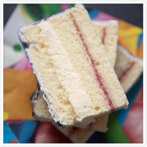 Gluten Free Vanilla Sponge