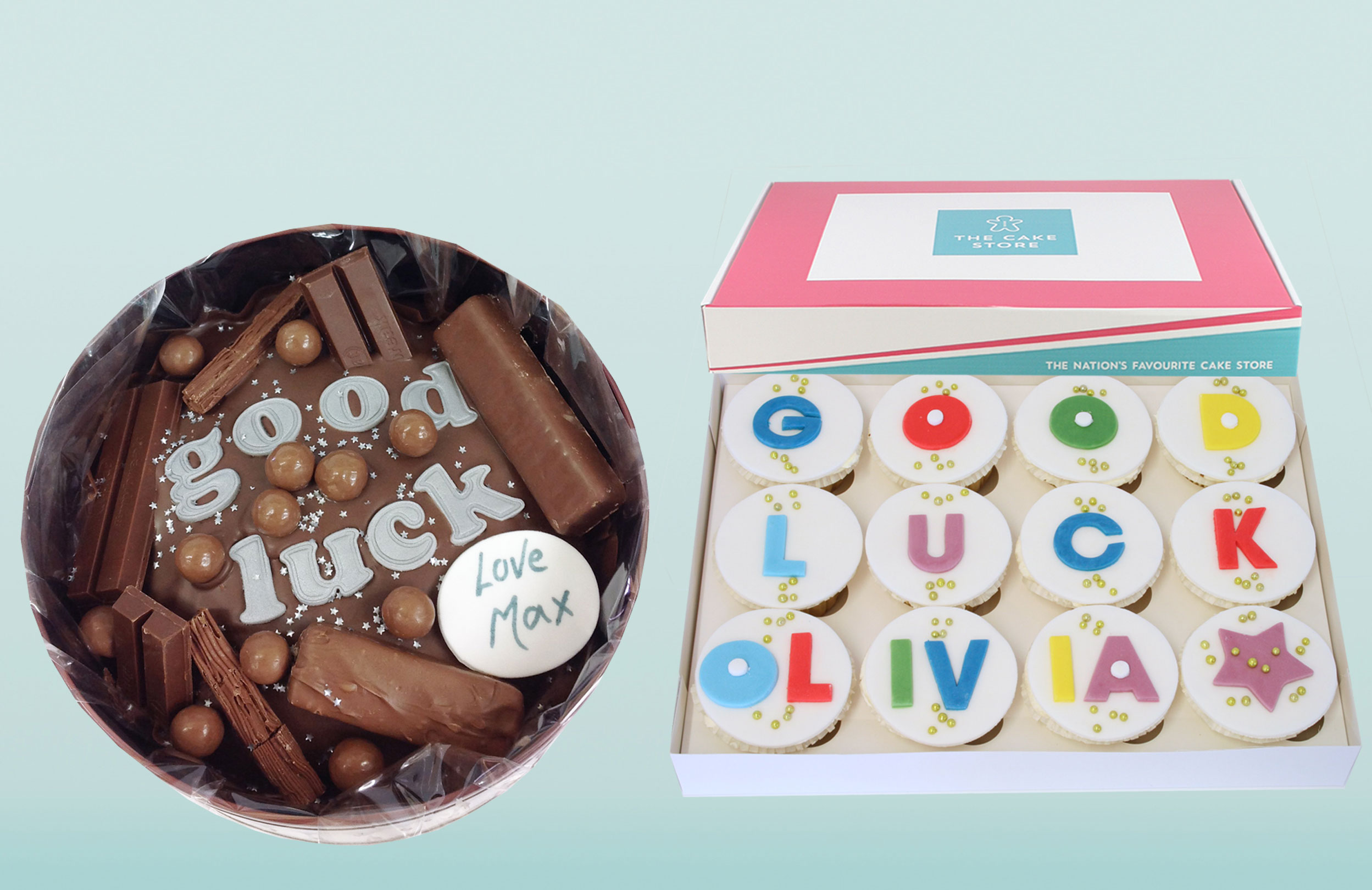 Good Luck Cakes
