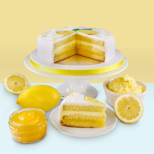Lemon Cake Ingredient List