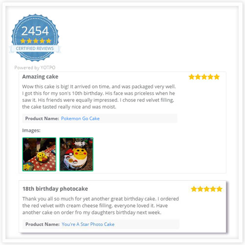 Red Velvet Cake Reviews