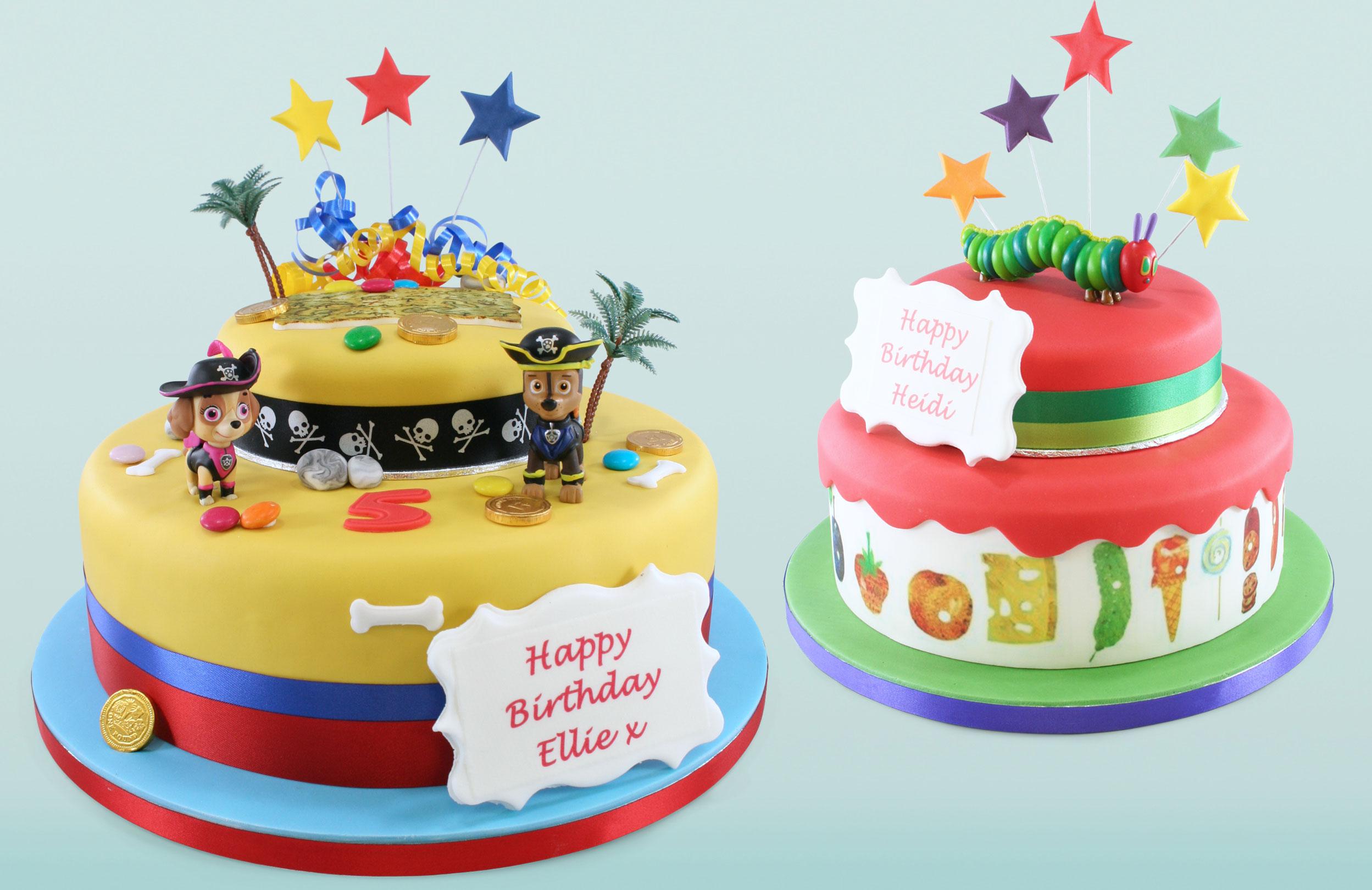 Toddler Cakes