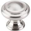 Top Knobs - Knob  - Brushed Satin Nickel (TKM1116)