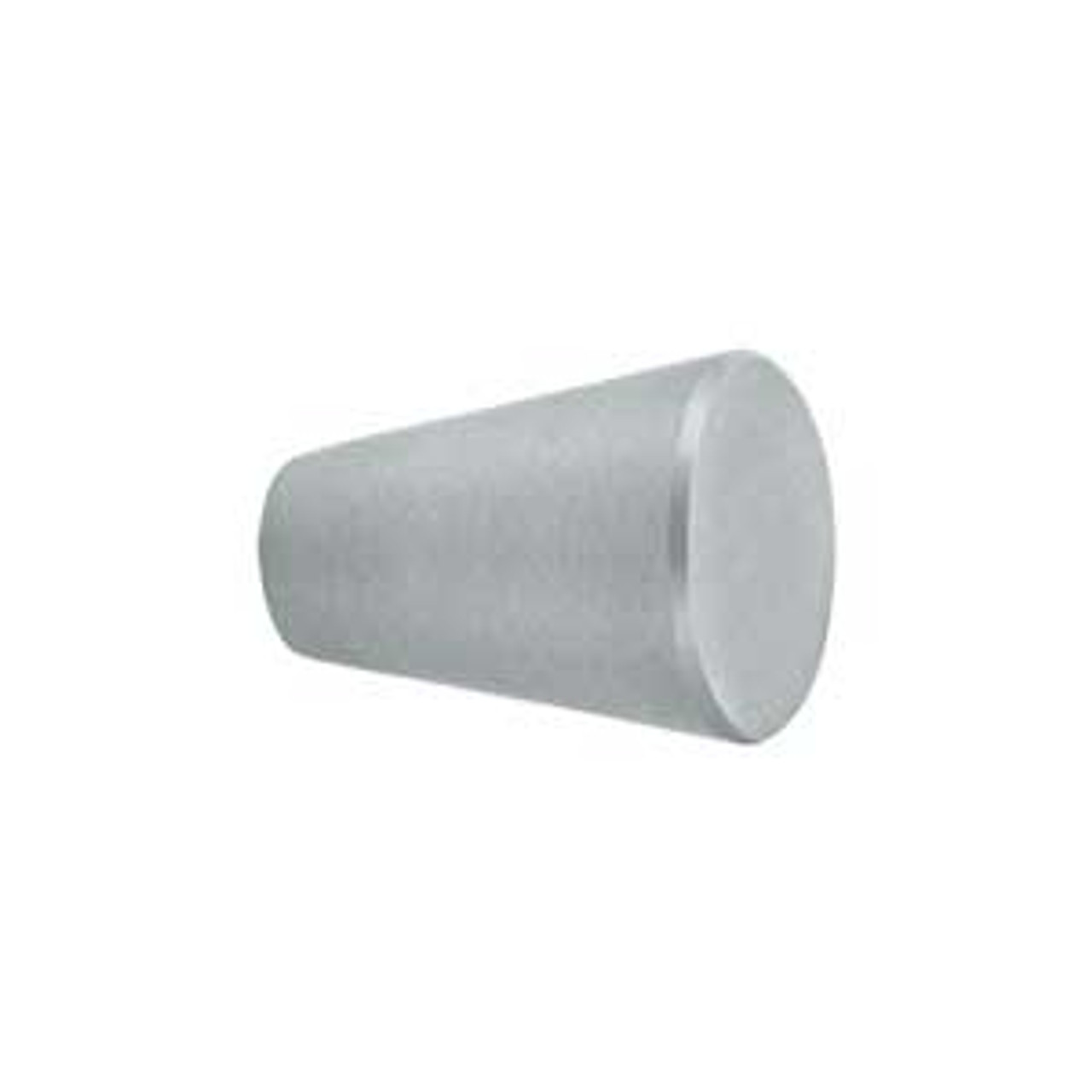 "3/4"" Dia. Cone Cabinet Knob - Brushed Chrome (DELH-KC20U26D)"