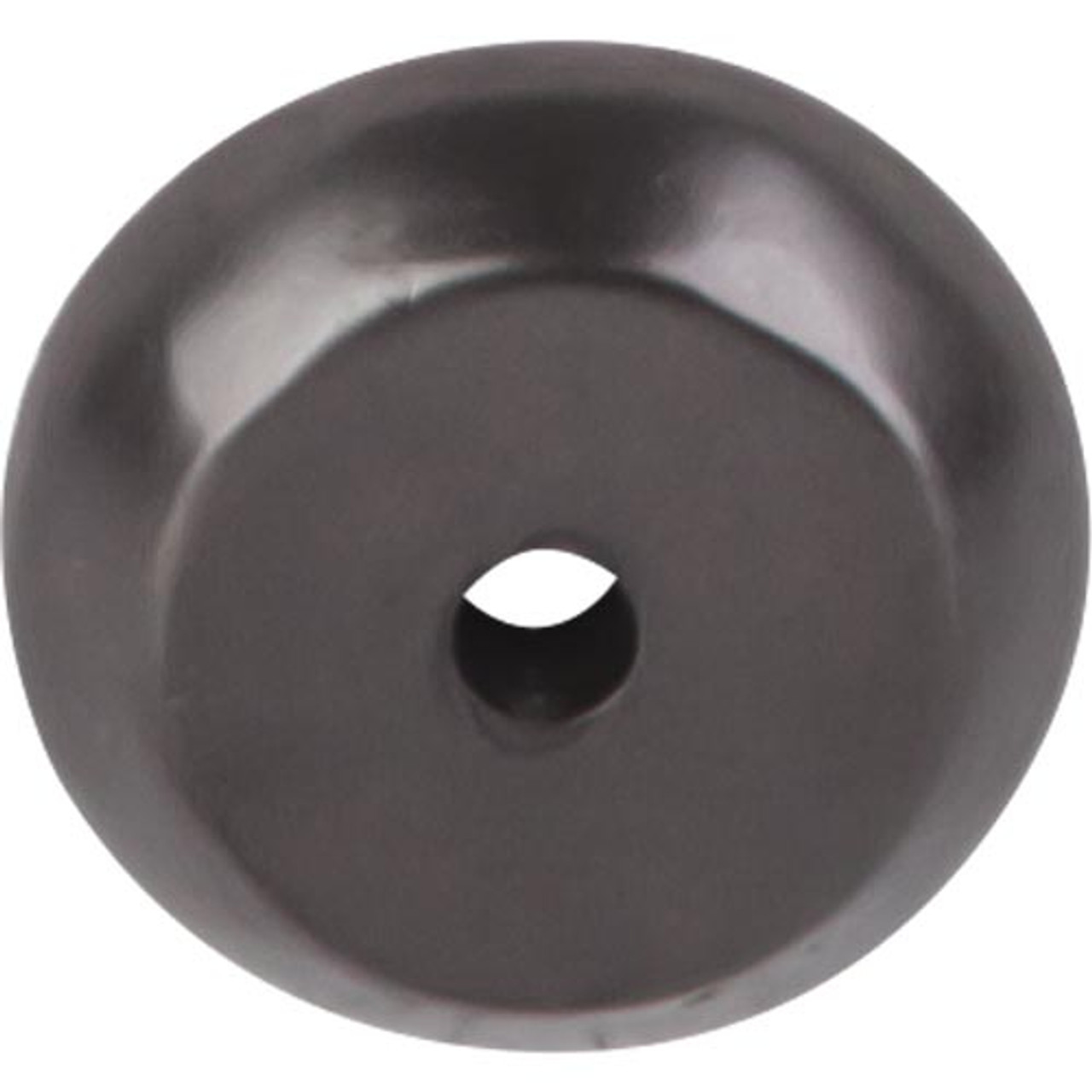 Top Knobs - Aspen Round Backplate  - Medium Bronze (TKM1457)