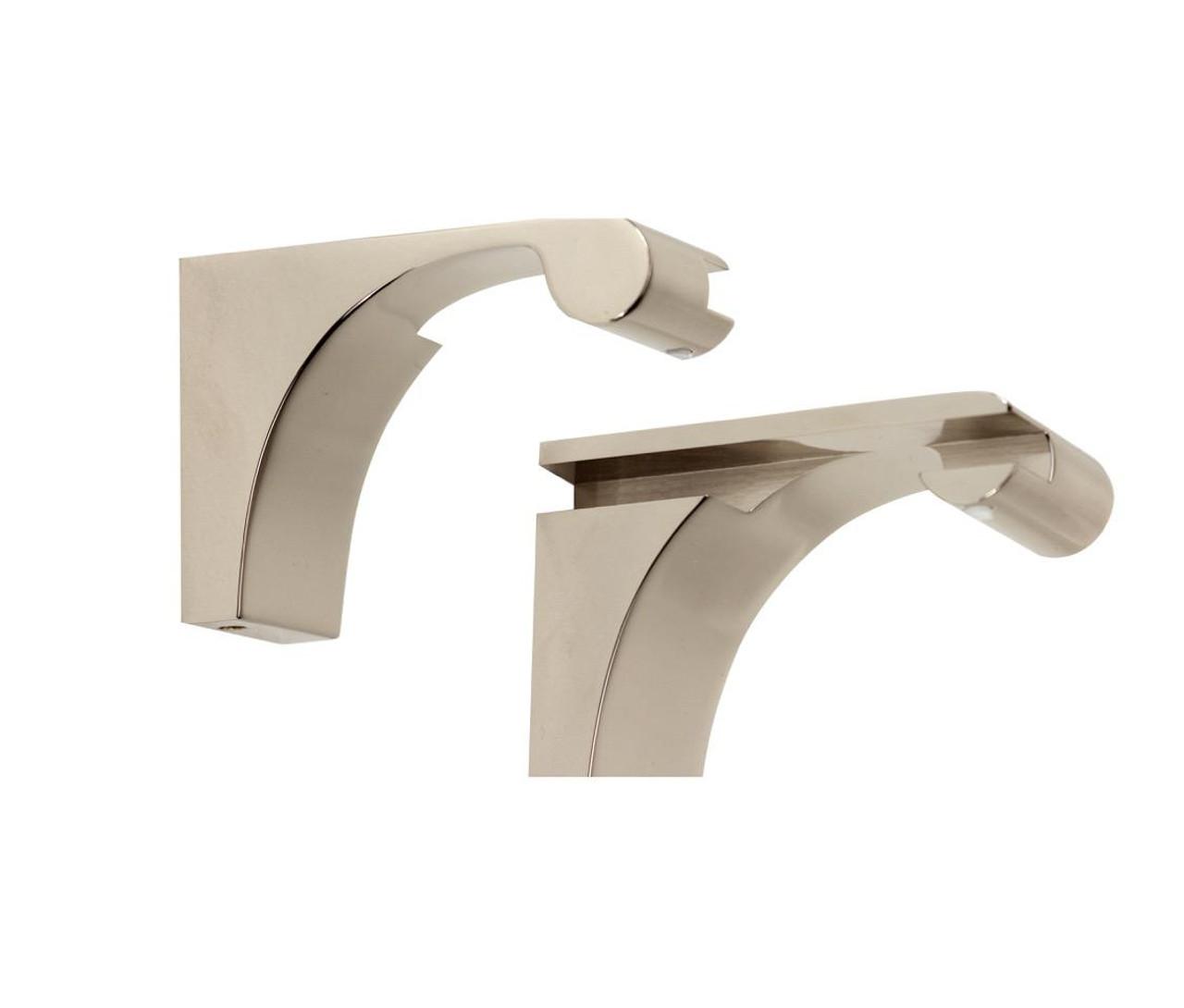 Shelf Brackets Only (Priced Per Pair) (ALNA6850-PN)