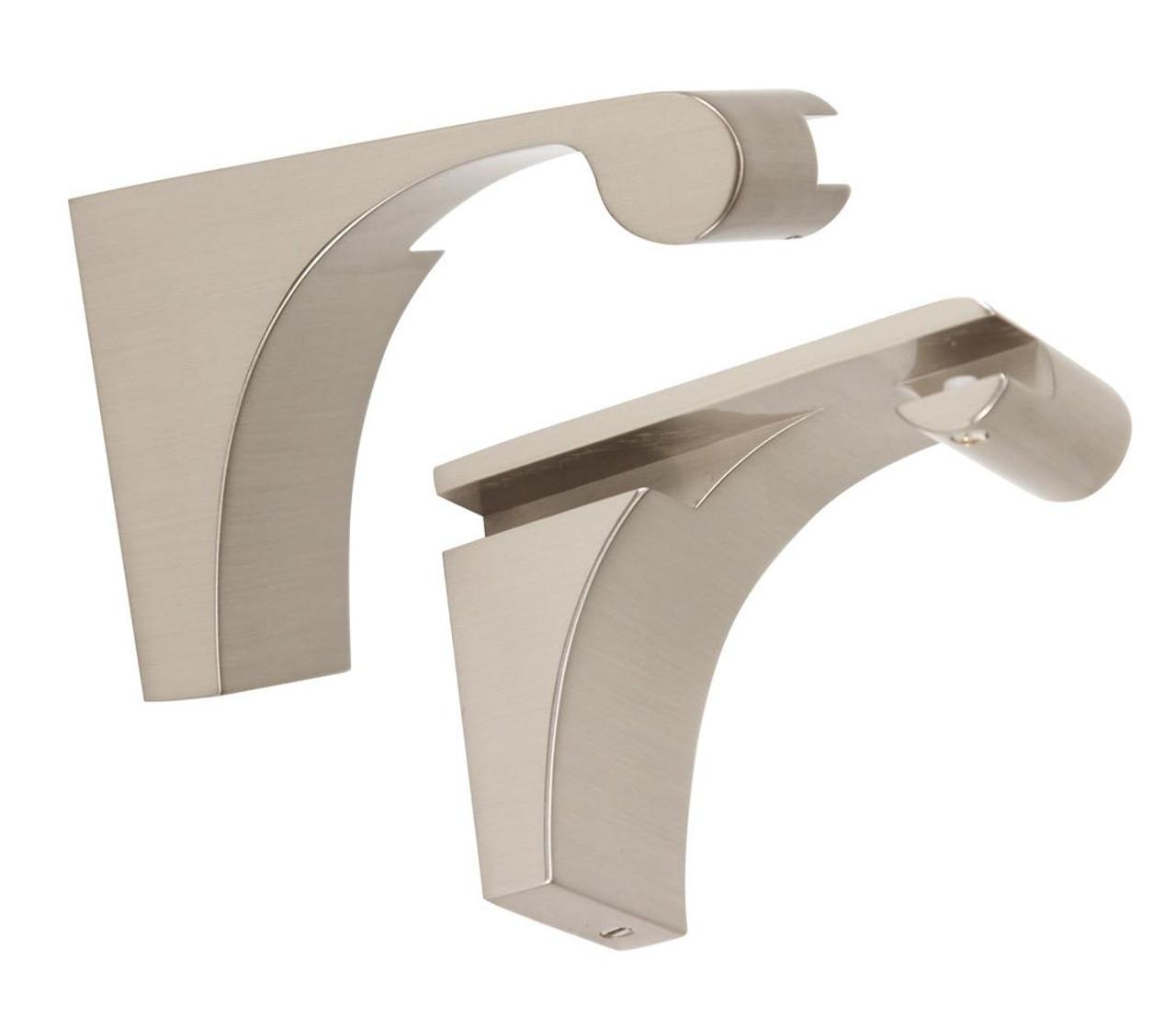 Shelf Brackets Only (Priced Per Pair) (ALNA6850-SN)