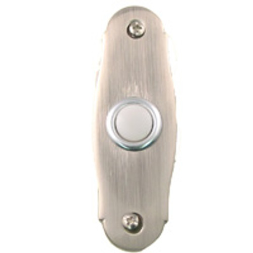 Satin Nickel Door Bell Button (RWR-770SN)