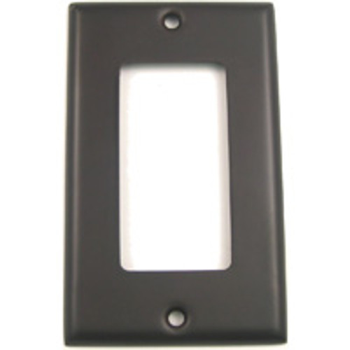 Oil Rubbed Bronze Single Rocker Switchplate (RWR-784ORB)