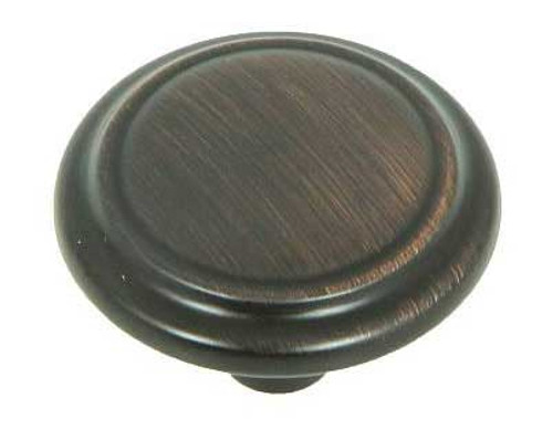 "1"" Square SoHo Knob - Oil-Rubbed Bronze (CP4416-OB)"